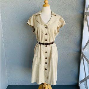 TAHARI Sheath Dress Size 16
